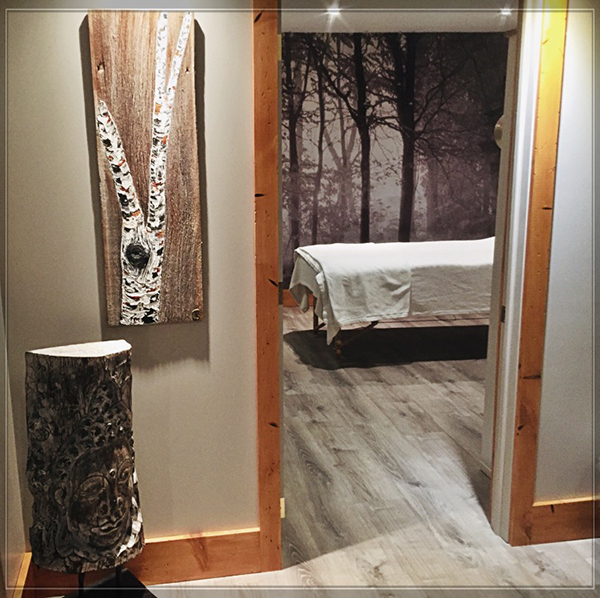 The Crystal Cave Treatment Room